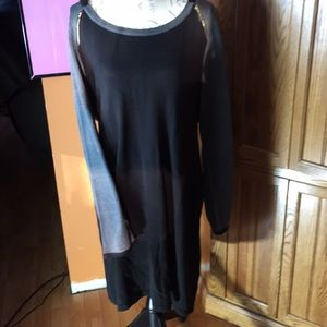 Ivanka trump sweater dress EUC